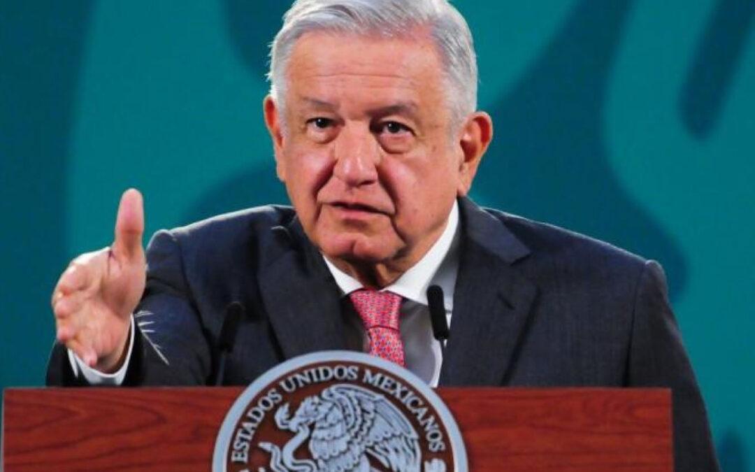 Obrador, por la reelección.