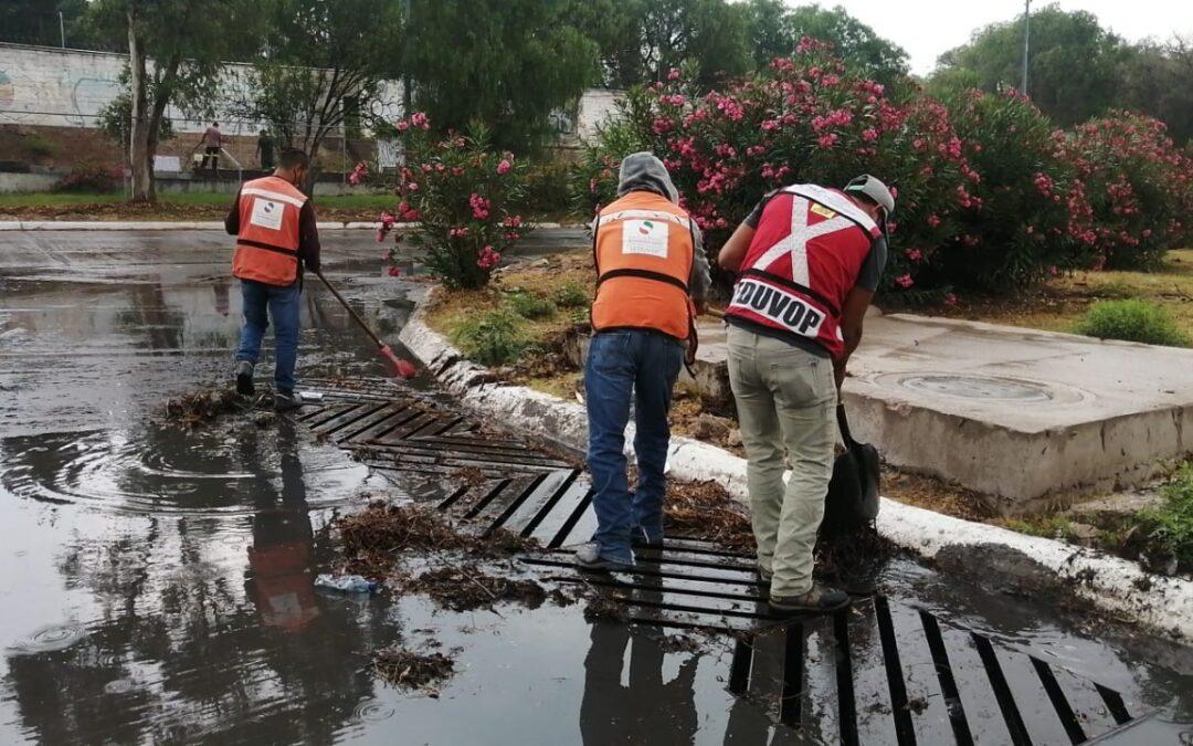 Permanente el mantenimiento en vialidades durante temporada de lluvias: SEDUVOP