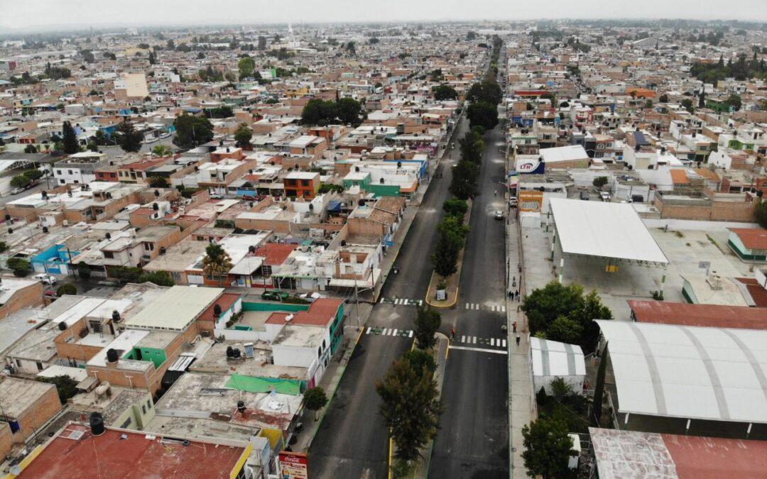 Seguridad Pública de Soledad mantiene estrecha vigilancia en los corredores comerciales de Avenida de los Pinos y Valentín Amador